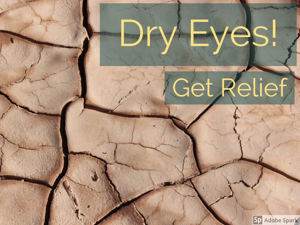 Don't Suffer! Advanced Dry EyeTreatments